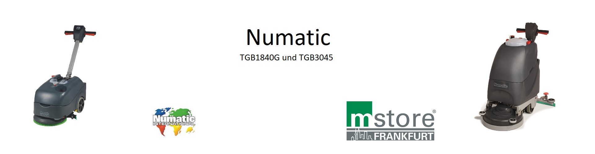 Numatic Slider 1